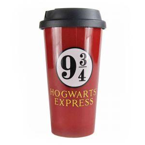 [Harry Potter: Travel Mug: Platform 9 3/4 (Product Image)]