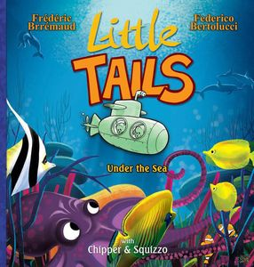 [Little Tails Under The Sea: Volume 6 (Hardcover) (Product Image)]