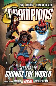 [Champions #1 (Ron Lim Variant) (Product Image)]