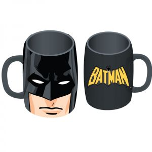 [Batman: Mug: Embossed Mask (Product Image)]