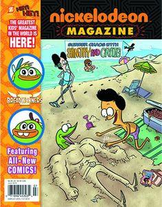 [Nickelodeon Magazine #5 (Product Image)]