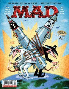 [Mad Magazine #18 (Product Image)]