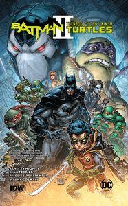[Batman/Teenage Mutant Ninja Turtles II (Hardcover) (Product Image)]