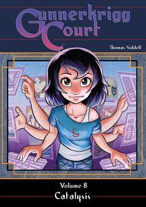 [Gunnerkrigg Court: Volume 8: Catalysis (Hardcover) (Product Image)]