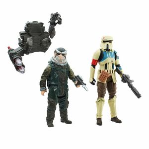 [Rogue One: A Star Wars Story: Deluxe Action Figure 2-Pack: Shoretrooper & Bistan (Product Image)]