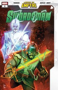 [Lords Of Empyre: Swordsman #1 (Product Image)]