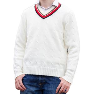 [Doctor Who: Jumper: 5th Doctor Cricket Sweater (Product Image)]