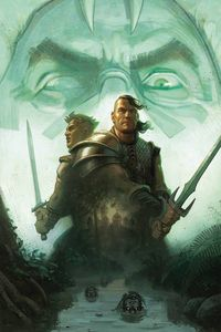[The Cimmerian: Beyond The Black River #1 (Cover F Tessier) (Product Image)]