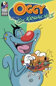 [Oggy & The Cockroaches #2 (Cover A Rankine) (Product Image)]