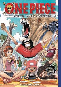 [One Piece: Color Walk Compendium: East Blue To Skypiea (Product Image)]