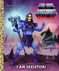 [I Am Skeletor! (Hardcover) (Product Image)]