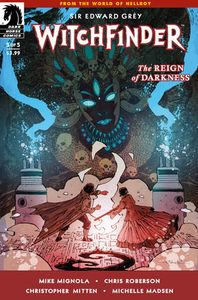 [Witchfinder: Reign Of Darkness #5 (Product Image)]