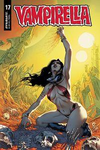 [Vampirella #17 (Cover B Timpano) (Product Image)]