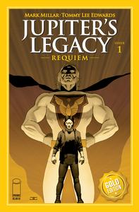 [Jupiter's Legacy: Requiem #1 (Cover I Cassaday Gold Foil) (Product Image)]