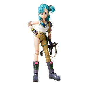 [Dragon Ball: S.H. Figuarts Action Figure: Bulma (Product Image)]