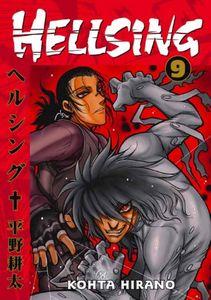 [Hellsing: Volume 9 (Product Image)]