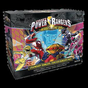 [Power Rangers: Heroes Of The Grid: Legendary Rangers: Forever Rangers Pack (Product Image)]
