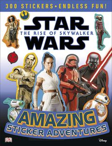 [Star Wars: The Rise Of Skywalker: Amazing Sticker Adventures (Product Image)]