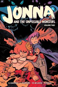 [Jonna & The Unpossible Monsters: Volume 2 (Product Image)]