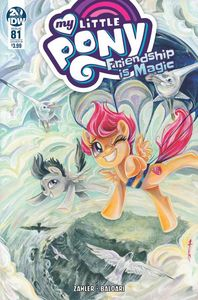 [My Little Pony: Friendship Is Magic #81 (Cover B Richard) (Product Image)]