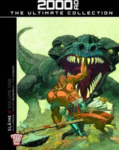 [2000AD: Ultimate Collection: Issue 18: Slaine: Volume 1 (Product Image)]