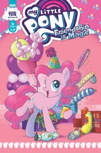 [My Little Pony: Friendship Is Magic #94 (Cover A Kuusisto) (Product Image)]