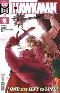 [Hawkman #28 (Product Image)]