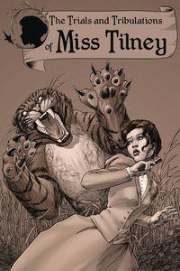 [Trials & Tribulations Of Miss Tilney #1 (Product Image)]