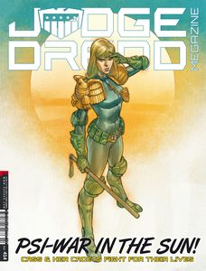 [Judge Dredd Megazine #414 (Product Image)]