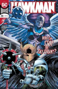 [Hawkman #20 (Product Image)]