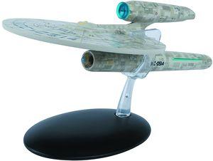 [Star Trek: Starships Figure Collection Magazine Special #5 2009 Movie USS Kelvin (Product Image)]