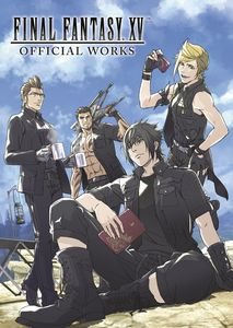 [Final Fantasy XV: Official Works (Hardcover) (Product Image)]