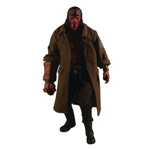 [Hellboy (2019): One:12 Collective Action Figure: Hellboy (Product Image)]