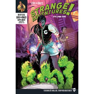 [Kids On Bikes: Strange Adventures: Volume 1 (Product Image)]