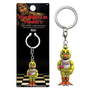 [Five Nights At Fredd's: Figural Keychain: Chica (Product Image)]