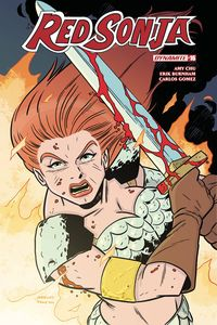 [Red Sonja #17 (Cover E Marques Exclusive Subscription Variant) (Product Image)]