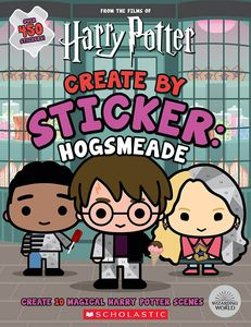 [Harry Potter: Create By Sticker: Hogsmeade (Product Image)]