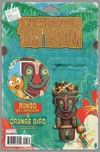 [Enchanted Tiki Room #5 (Christopher Action Figure Variant) (Product Image)]