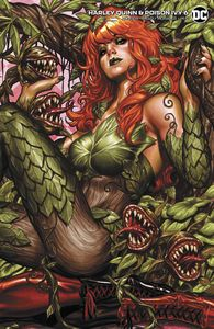 [Harley Quinn & Poison Ivy #6 (Card Stock Poison Ivy M) (Product Image)]