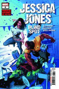 [Jessica Jones: Blind Spot #6 (Product Image)]