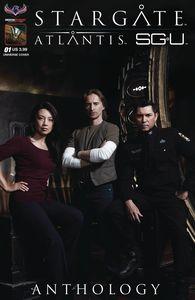 [Stargate Atlantis/Universe: Annual 2018 (Photo Cover) (Product Image)]
