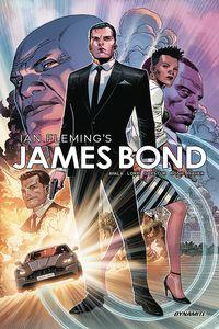 [James Bond: Big Things (Hardcover) (Product Image)]