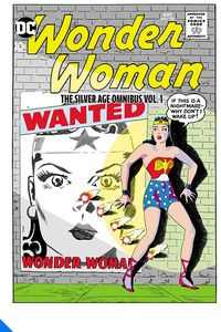 [Wonder Woman: The Silver Age: Omnibus Volume 1 (Hardcover) (Product Image)]