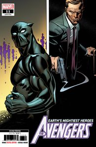 [Avengers #11 (2nd Printing McGuinness Variant) (Product Image)]