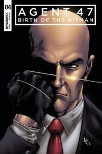 [Agent 47: Birth Of Hitman #4 (Cover A Lau) (Product Image)]