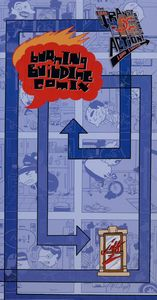[Burning Building Comix (Hardcover) (Product Image)]
