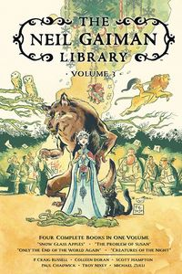 [Neil Gaiman: Volume 3 (Library Edition Hardcover) (Product Image)]