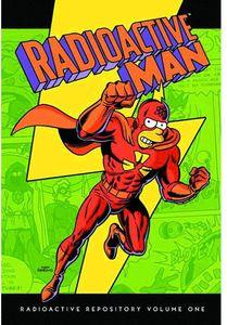 [Simpsons Comics Presents Radioactive Man: Radioactive Repository: Volume 1 (Product Image)]