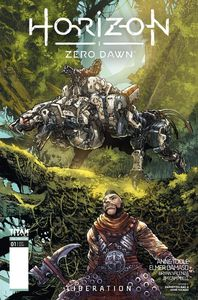[Horizon Zero Dawn: Liberation #1 (Cover C Tolibao) (Product Image)]