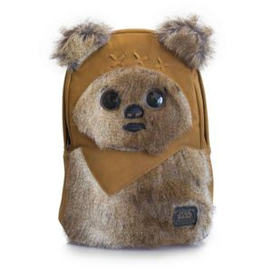 [Star Wars: Loungefly 3D Backpack: Ewok (Product Image)]